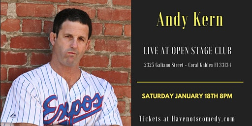 Have-Nots Comedy Presents Andy Kern