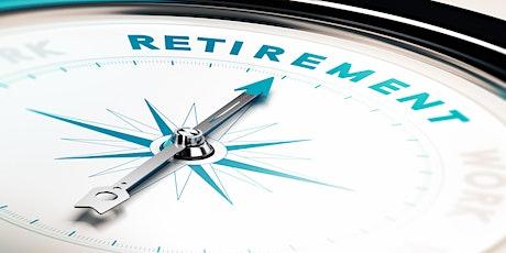 Retirement Orientation on ZOOM tickets