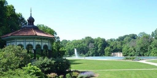 Cincinnati's Eden Park Walkabout