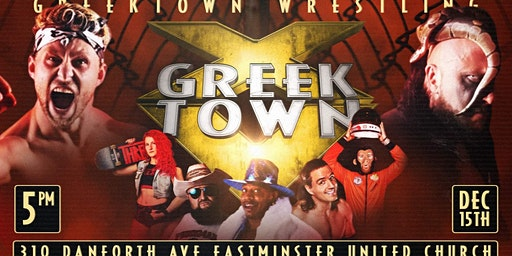 Greektown XV