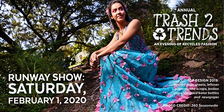 Trash 2 Trends 2020 An Evening Of Recycled Fashion! tickets