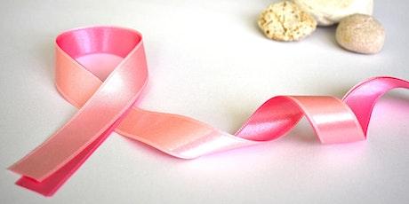 Formation prise en charge kiné pendant et après le cancer du sein billets