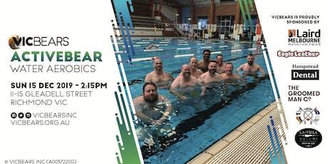 Activebear: Water Aerobics (December) tickets