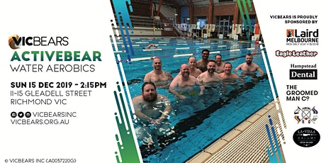 Activebear: Water Aerobics (December) tickets