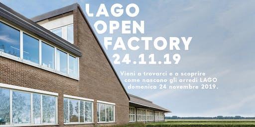 Salta coda   Open Factory @LAGO Spa