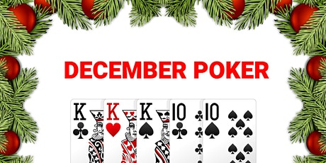 December Holiday Poker tickets