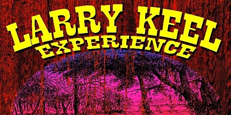 The Larry Keel Experience at Hardywood tickets