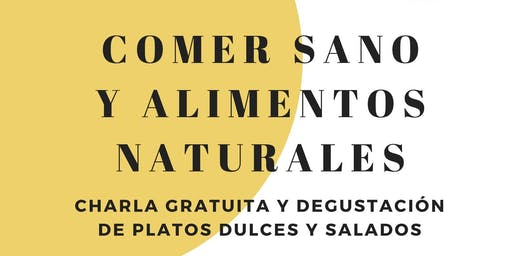 Comer sano y alimentos naturales - Club de Emprendedores de Corrientes