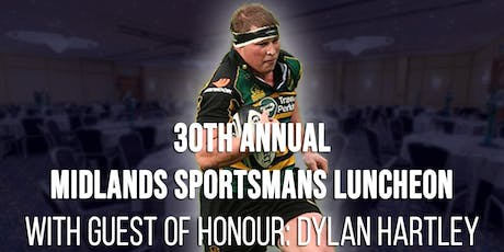 30th Annual Midlands Sportsman's Luncheon tickets