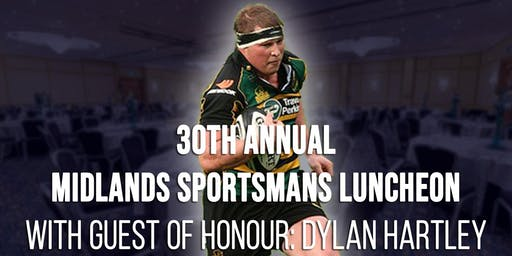 30th Annual Midlands Sportsman's Luncheon