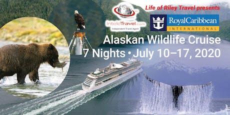 Alaskan Wildlife Cruise 2020 tickets