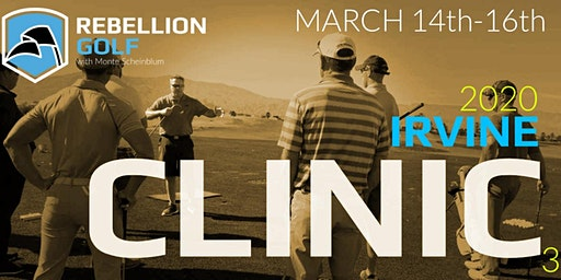 Rebellion Golf Clinic with Monte Scheinblum