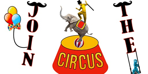 Join the Circus - 3pm Performance