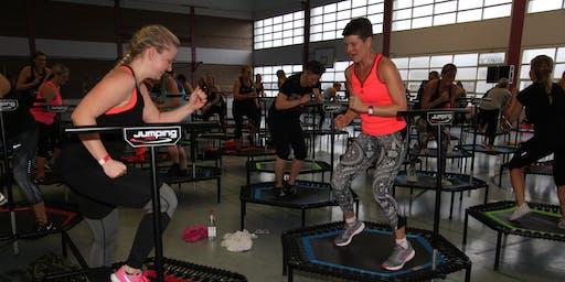 crazeexmas | bellicon JUMPING intervall | Badmintonhalle | Jennifer&Kevin | 30.11.19 | 10.20 Uhr