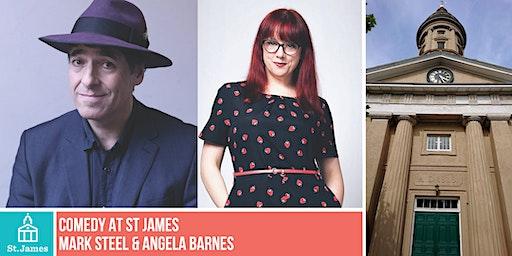 Comedy Night with Mark Steel & Angela Barnes