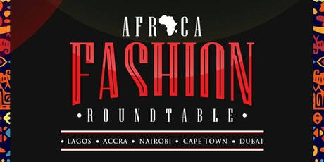 AFRICA FASHION ROUNDTABLE 2020 tickets