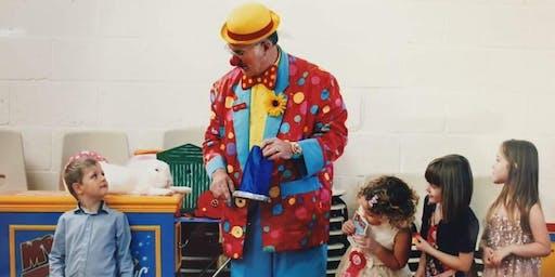 Mr Trix Christmas Magic Show!