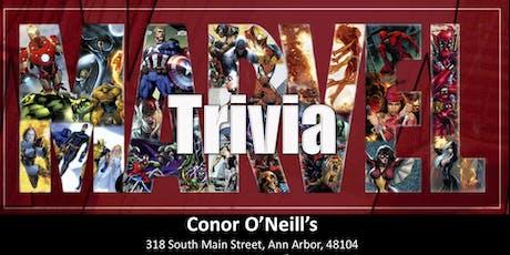 Marvel Trivia tickets