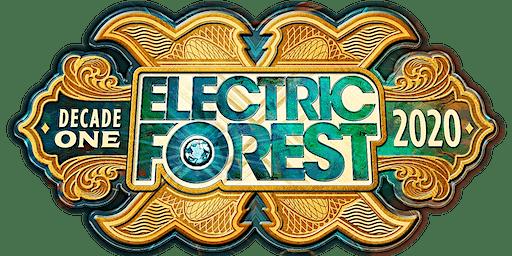 Electric Forest Shuttle Transportation
