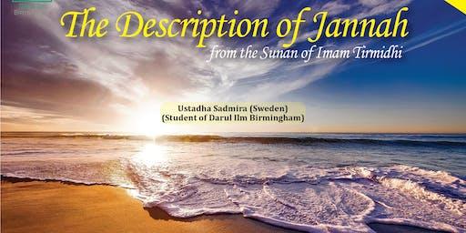 The Description of Jannah