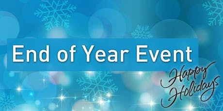IIBA Chapter End of Year Social (THURSDAY - 12/12/19 @ 5:30 PM) tickets