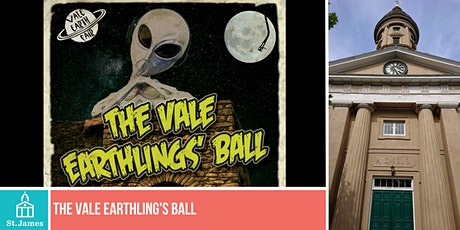 The Vale Earthlings' Ball tickets