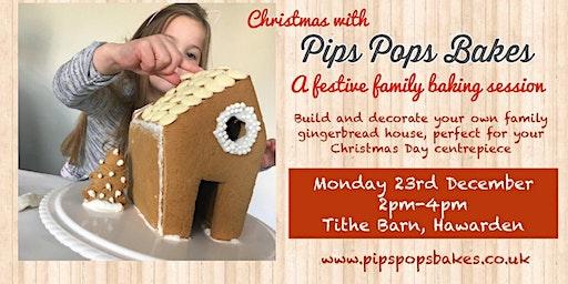 Festive Family Baking with Pips Pops Bakes