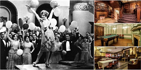 The NY Adventure Club New Year's Eve Speakeasy @ Civic Club Mansion tickets