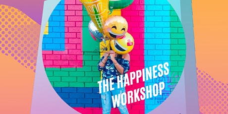 The Happiness Workshop tickets
