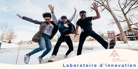 3e Laboratoire d'innovation Aire ouverte tickets