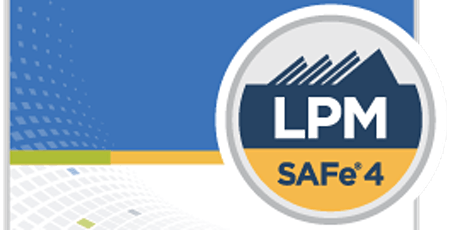 Online Scaled Agile : SAFe Lean Portfolio Management (LPM) Dallas tickets