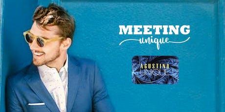 Meeting Unique Agustino Nuevocentro entradas