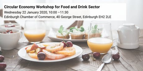 Circular Economy Food and Drink Sector Workshop tickets