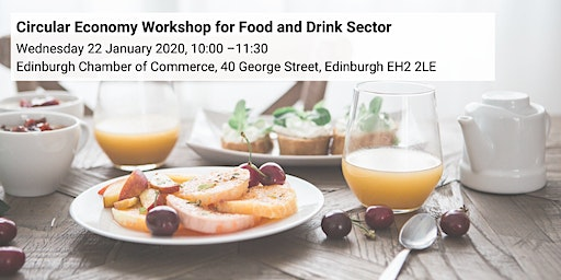 Circular Economy Food and Drink Sector Workshop