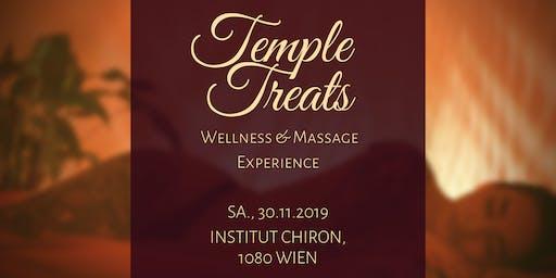 Temple Treats - Wellness & Massage Experience