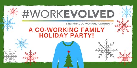 WorkEvolved Holiday Party! tickets