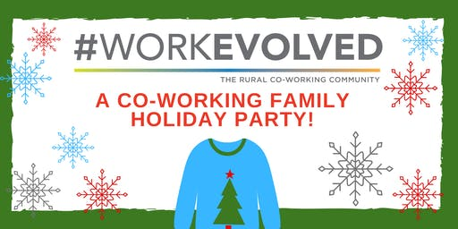 WorkEvolved Holiday Party!