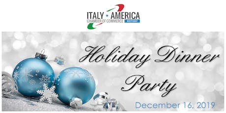 Holiday Dinner Party @ Mr. C - Coconut Grove tickets