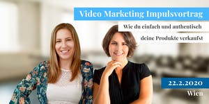 Video Marketing Praxis-Workshop: Komm ins Tun!