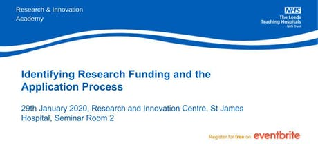 Identifying Research Funding and the Application Process tickets