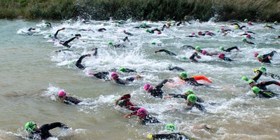 Jubilee River Swim Windsor for Parkinson's Care and Support UK