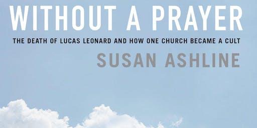 True Crime Author Susan Ashline Book Signing