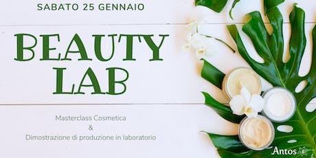 Antos Beauty Lab biglietti