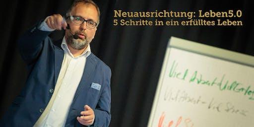 Vortrag - Neuausrichtung: Leben5.0