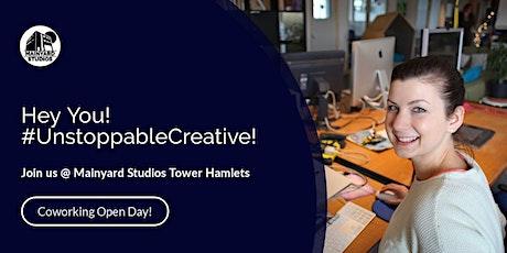 Mainyard Studios Coworking Open Day! tickets
