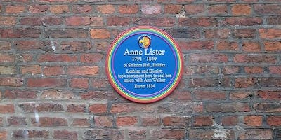 Writing Anne Lister: An  LGBT History