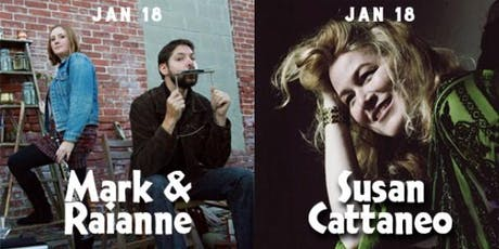 Mark & Raianne and Susan Cattaneo and The Big Loud Band  tickets