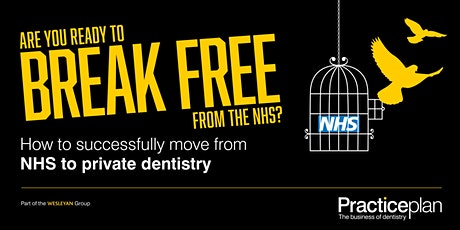 Are You Ready to Break Free from the NHS? - Durham tickets