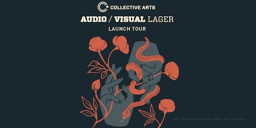 Audio/Visual Presents: DJ Dainja & DJ Lokash