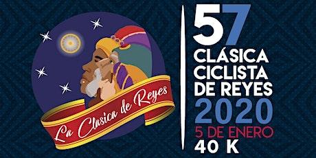 57. Clásica Ciclista de Reyes. 5 enero 2020 boletos